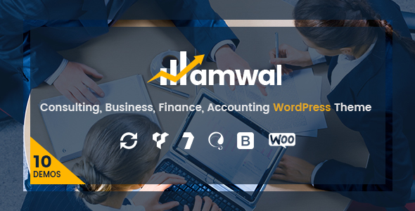 Accountant Theme